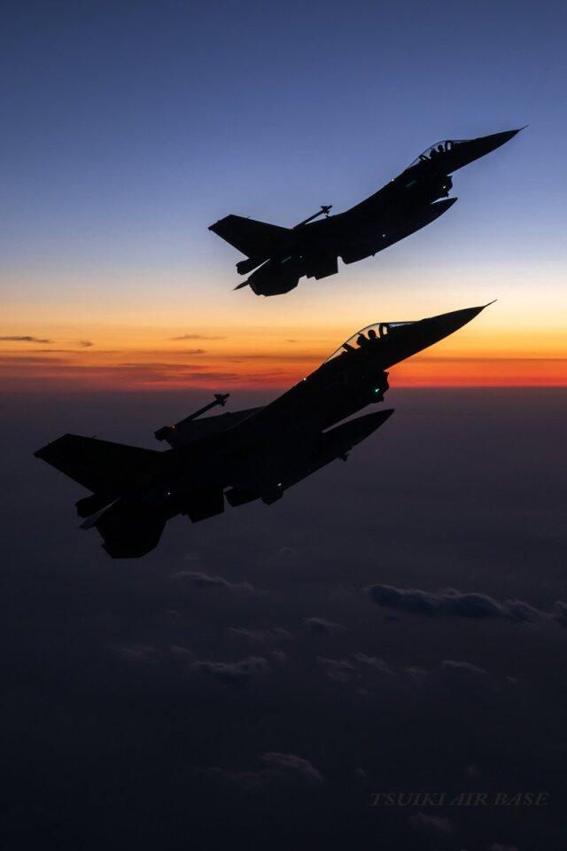 ニュース画像 1枚目:築城基地 航空自衛隊イメージ