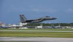 ニュース画像 3枚目:演習で離陸するF-15Cイーグル