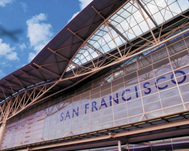 ニュース画像 1枚目:サンフランシスコ国際空港