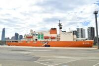 ニュース画像:砕氷艦「しらせ」、八戸港で特別・一般公開 9月26日と27日