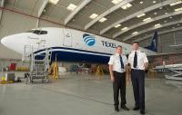 7種類の仕様に変幻自在、737-700フレックスコンビ初号機が登場の画像