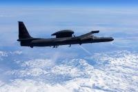ニュース画像:U-2ドラゴンレディ、中国の実弾演習周辺の飛行禁止区域を飛行か