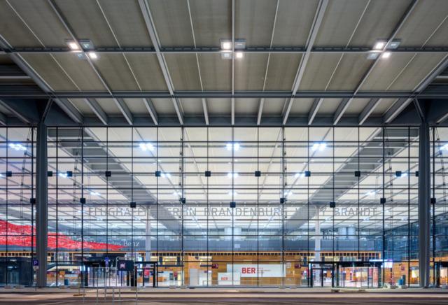 ニュース画像 1枚目:ブランデンブルク国際空港 ターミナル イメージ