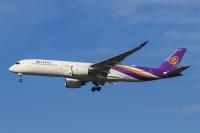 ニュース画像:タイ航空・JAL・ANA、9月にタイ入国の特別便を運航