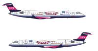 ニュース画像:IBEX特別塗装機「楽天イーグルスジェット」、8月31日に就航