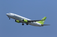 ニュース画像:ソラシドエア、9月後半も追加減便 全体で42%減