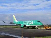 フジドリームエアラインズ、9月に岡山発着の隠岐、新潟間でチャーター便の画像