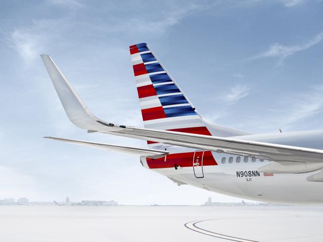 ニュース画像 1枚目:アメリカン航空 イメージ