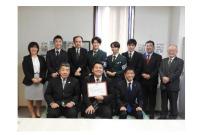 ニュース画像:成田空港、春・夏CSアワード 5名表彰