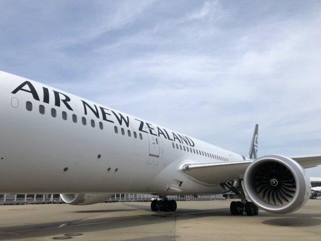 ニュース画像 1枚目:ニュージーランド航空