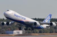 ニュース画像:日本貨物航空、欧州発貨物スペース販売 対象地域を拡大