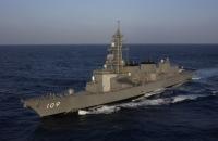 ありあけ、9月13日に出港 ソマリア沖海賊対処は第37次隊へ交代の画像