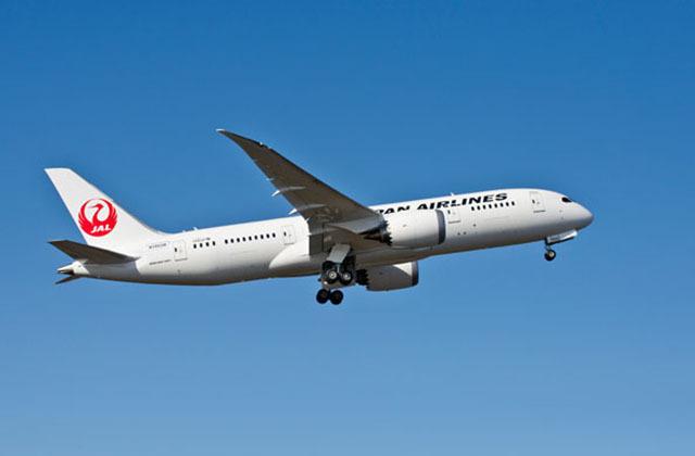 ニュース画像 1枚目:JAL 787-8