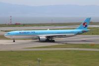 大韓航空、関西/仁川線 9月16日追加運航の画像
