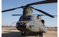 ニュース画像:自衛隊ヘリ、特別警報級の台風10号で鹿児島離島の避難支援