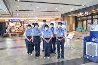 青森空港、清掃スタッフのユニフォームをリニューアルの画像
