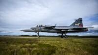 ニュース画像:スウェーデン空軍JAS39Cグリペン、初めて3,000飛行時間達成
