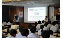 ニュース画像:JAL、青森山田高校でオンライン・ビジネスマナー講座
