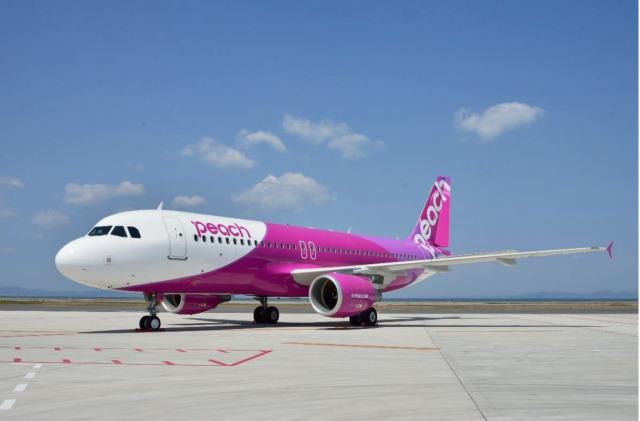 ニュース画像 1枚目:ピーチ A320