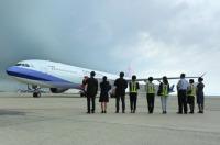 チャイナエアライン、名古屋/台北線の旅客便再開の画像