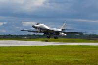 ニュース画像 2枚目:グアムに再び展開したB-1B