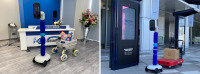 ニュース画像 2枚目:【スマートロボティクス】施設管理業務で導入されるアバターロボット