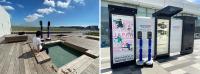 ニュース画像:ANAグループ、アバター技術の実証実験 羽田イノベーションシティで
