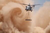 CH-53Kキングスタリオン、ユマ試験場でテストの画像