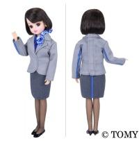 ニュース画像:ANA、新制服「CAリカちゃん」を販売 2月のリニューアル前に