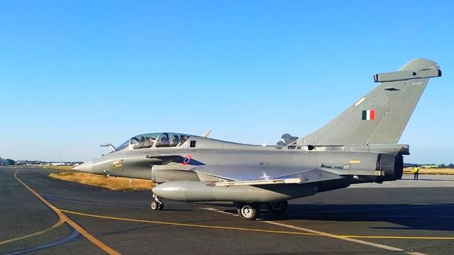 ニュース画像 1枚目:インド空軍、ラファール