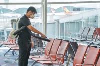 香港国際空港、世界基準の衛生対策プログラム適合 ACI認定の画像