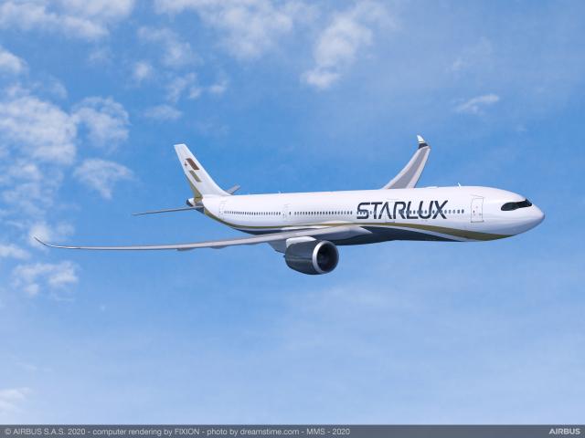 ニュース画像 1枚目:スターラックス・エアラインズ、A330neo イメージ