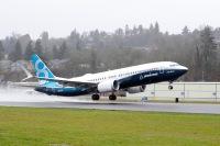 ニュース画像:EASA、バンクーバーで737 MAXの試験飛行を終了