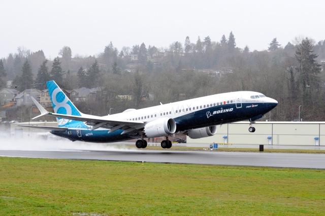 ニュース画像 1枚目:ボーイング 737-8-MAX