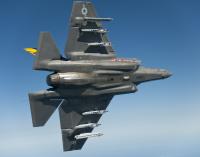 ニュース画像 5枚目:F-35C、ステルス性と引き換えに攻撃性を向上