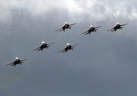 ニュース画像:ロシア空軍のMAKS-2015出展機