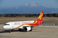 ニュース画像:米子空港、仁川・香港・上海線とも運休 冬スケジュール開始時