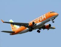 ニュース画像:FDA、10月前半の運航率66.3% 15路線で減便・運休