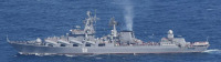P-3Cなど、ロシア海軍艦艇6隻の宗谷海峡西進を確認 9月14日の画像
