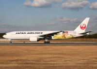 JAレジ、8月まとめ ANA1機増3機減 JAL元ディズニー塗装抹消の画像
