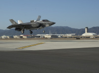 ニュース画像 3枚目:F-35B、垂直離着陸が特徴の1つ