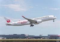 ニュース画像:JAL、10月後半の国内線 33%減便