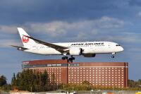 JAL、9月18日から成田/大連線を増便の画像