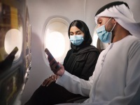 エティハド航空、新型コロナウイルス保険を提供開始の画像