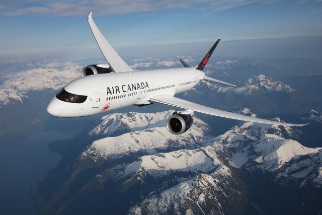 ニュース画像 1枚目:エア・カナダ 787-9