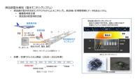 JAXA、福井空港で雪氷モニタリングシステム実証試験の画像