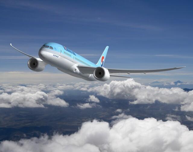 ニュース画像 1枚目:大韓航空 イメージ