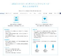 ANA国内ダイナミックパッケージ、コロナ保険を自動付加の画像