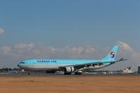 ニュース画像:大韓航空、関空/仁川線は週1往復  9月末~10月末