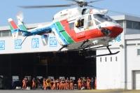 ニュース画像:広島県・愛媛県、消防防災ヘリコプターで相互応援